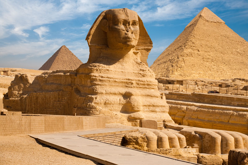Great Sphinx of Giza-Egypt